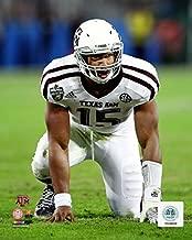 NCAA Myles Garrett Texas A&M Aggies Action Photo (Size: 8