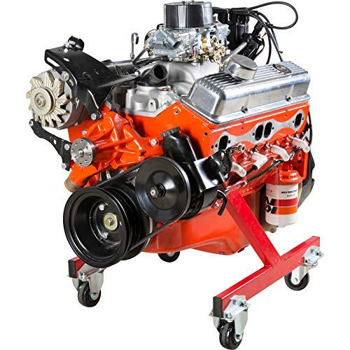 Speedway Motors Rolling Engine Storage Stands, Fits S/B Chevy