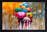 Material: Synthetic Color: Multicolour Package Contents: 1 Large Painting Item Size: 35 cm x 2 cm x 50 cm It can be used for living room, home décor and for gifting purposes