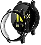【 Perfect Compatible】Specifically designed for Samsung Galaxy Watch Active 2 (44mm) Smartwatch, upgraded quality and professional design, which is lightweight, easy to use, and comprehensive protection. 【HD & High touch sensitivity】The Samsung Galaxy...