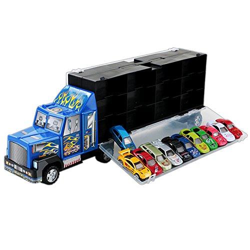 Blancho Porteur Automatique/ Porte Voitures/ Voitures Transporter/ Big Truck C