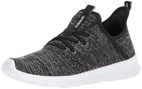 Adidas Cloudfoam Pure - Zapatillas para mujer, color Negro, talla 36 EU
