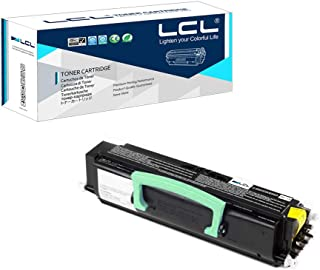 LCL Remanufactured Toner Cartridge Replacement for Lexmark 24035SA 24015SA 34035HA E230E230 Black E330 E330N E330TN E332 E332N E332TN E340 E342N E342TN E230 E232 E232T E234 (1-Pack Black)