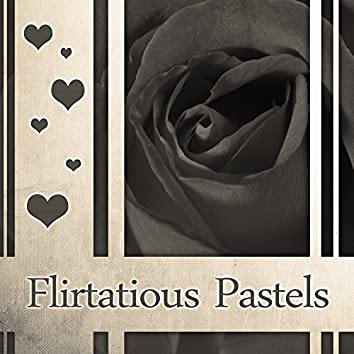 Flirtatious Pastels - Moments in the Night, Looks Full of Passion, Desire Passions, Lustful Kisses, Performance Fantasy