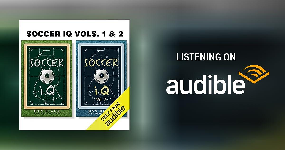 Soccer iQ (2 Book Series)