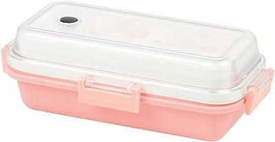 パール金属 弁当箱 4点ロック Sサイズ 長方形 ランチボックス日本製 さくら D-2365