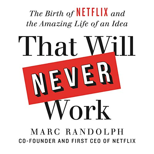 That Will Never Work audiobook cover art