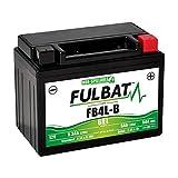 Fulbat - Batterie Moto Gel YB4L-B / FB4L-B 12V 5Ah