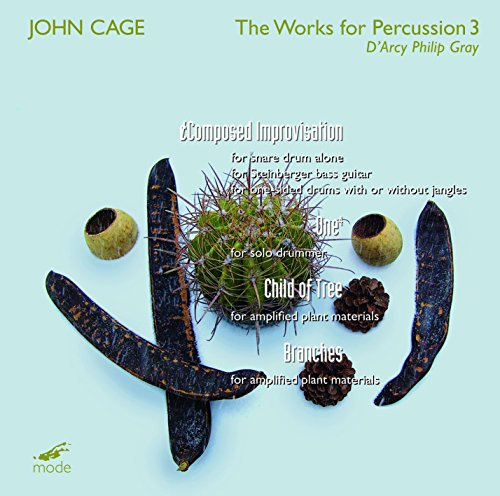 The Works for Percussion 3 - D'Arcy Philip Gray