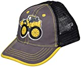 John Deere Boys' Baseball Cap, Gray, Toddler