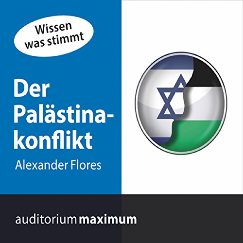 Der Palästinakonflikt audiobook cover art