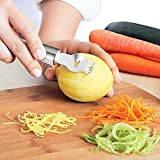 Zestenreißer für Zitronen und Orangen, professionelles Schälwerkzeug für die...