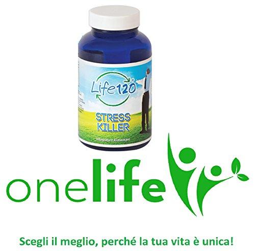Onelife Stress Killer Life 120-90 Compresse