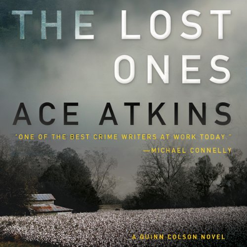 The Lost Ones audiobook cover art