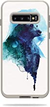 MightySkins Skin Compatible with Lifeproof Fre Case Samsung Galaxy S10 - Spirit Bear   Protective, Durable, and Unique Vinyl Decal wrap Cover   Easy to Apply, Remove   Made in The USA