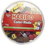 Haribo Color Rado, 1er Pack (1 x 1 kg) -