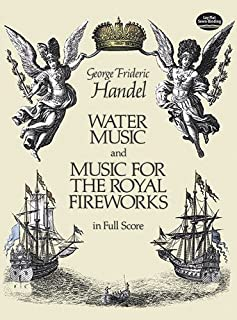[(G.F. Handel: Water Music and Music for the Royal Fireworks (Full Score) )] [Author: George Frideric Handel] [Apr-1986]