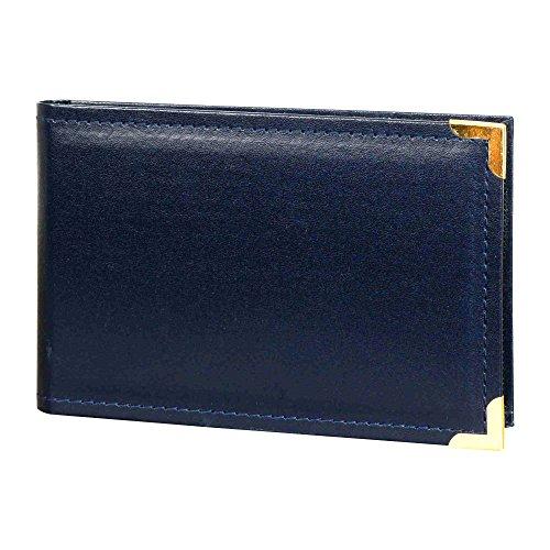 Mini-Fotoalbum, Einsteckalbum, 15 x 10cm, blau