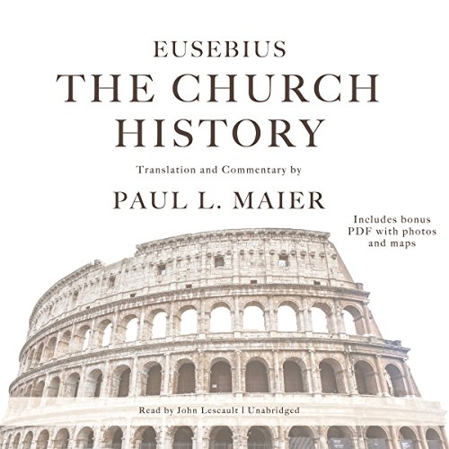 The Church History cover art