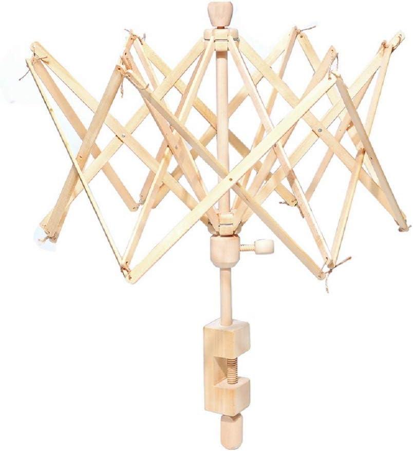 Yarn Winder - Wooden Swift Umbre Spasm price Challenge the lowest price Knitting Umbrella
