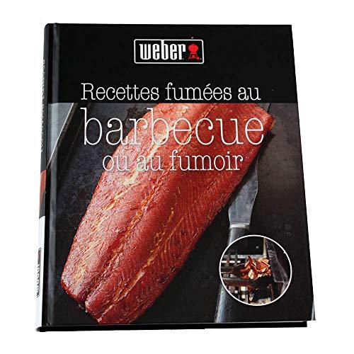 Weber 308652Rezeptbuch Rauch im Grill oder im Räucherofen