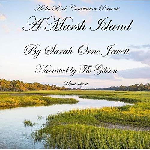 A Marsh Island cover art