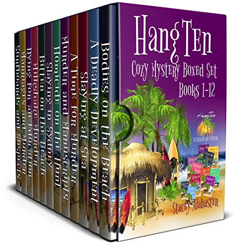 Hang Ten Australian Cozy Mystery Boxed Set