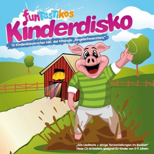 Kinderdisco mit den Funtastikos - Kinderlieder zum Tanzen bekannt aus dem Kindergarten und den Urlaubsclubs FTI, TUI best FAMILY & 1-2-Fly Solino! Empfohlen für Kindergeburtstag und Kinderparty!