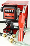 1 Stück. Dieselpumpe 230 Volt Red Edition Hergestellt in Deutschland Tankstelle Diesel Pumpe Hergestellt in Deutschland