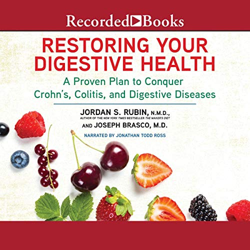 Restoring Your Digestive Health cover art