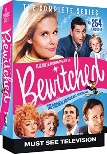 Bewitched: Complete Series (22 Dvd) [Edizione: Stati Uniti]