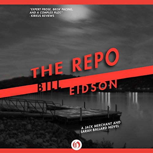 The Repo audiobook cover art