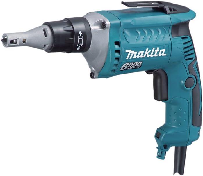 Makita Drywall Screw Gun FS6200 Powerful 6.0 AMP Motor