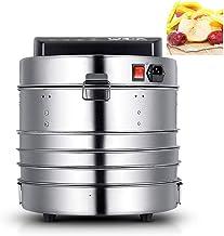 Déshydrateur de fruits, petit séchoir à corps en acier inoxydable 304 à température réglable de 35 à 80 ° C pour fruits et...