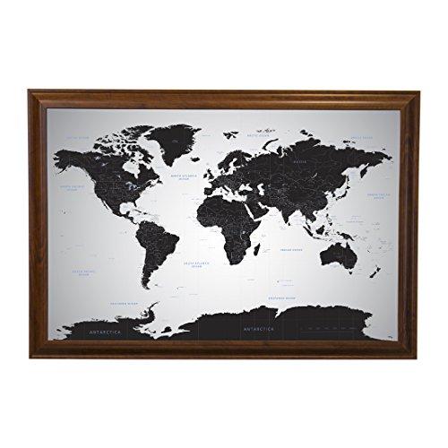 mapa gigante fabricante Push Pin Travel Maps