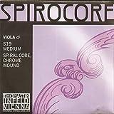Thomastik Corda per Viola 4/4 Spirocore - corda Re nucleo spirale rivest. acciaio cromo, m...