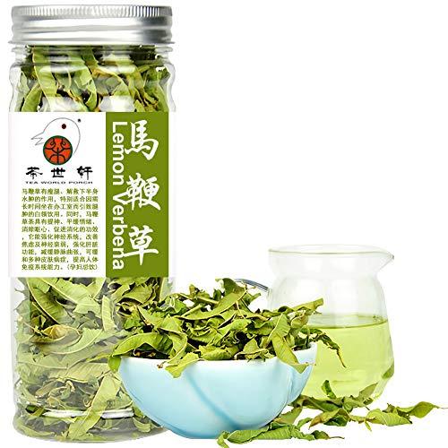Plant Gift 100% Lemon Verbena Tea ( Té de verbena de limón ) Natural flojo herbario hojas secas de limón de belleza de porcelana china de la flor 20g/0.7oz