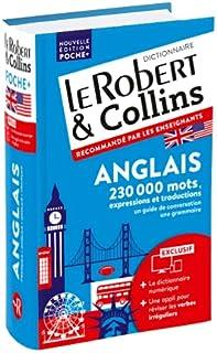 Robert & Collins Poche + Anglais