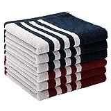 EliteBond Paños de Cocina de algodón Toallas de Cocina Suaves y absorbentes...