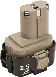 Battery Pack, 12V, NiMH, 2.6A/hr.