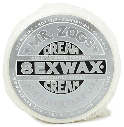 Sex Wax Dream Cream Surf Wax - Warm/Cold