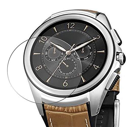Vaxson 3 Stück Schutzfolie, kompatibel mit LG Watch Urbane 2nd Edition LTE, Bildschirmschutzfolie TPU Folie Displayschutz [nicht Panzerglas Hülle Hülle ]