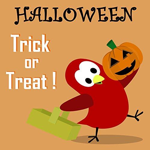 Halloween: Trick or Treat! (Sammy the Bird Book) (English Edition)