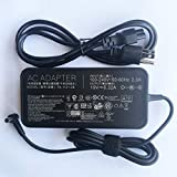 New Laptop Adapter AC Power 19V 6.32A 120W Charger for Asus FX504 UX510UW N56J N56VM N56VZ N750 Rog GL552VW GL752VW GL502V GL502 ADP-120RH B,PA-1121-28,ADP-120ZB BB Power Supply
