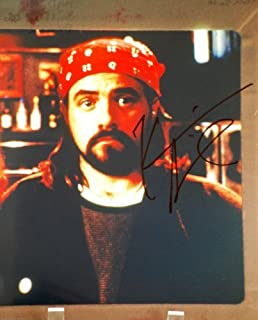 Kevin Smith Autographed 8x10 Photograph - Signed in Black Sharpie - Date & Placed Signed Included - Director & Actor - Clerks/Mallrats/Jay & Silent Bob Strike Back - Rare - Collectible