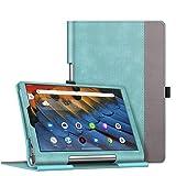 Fintie Hülle für Lenovo Yoga Smart Tab - Slim Fit Folio