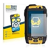 BROTECT Schutzfolie kompatibel mit RugGear RG500 (2 Stück) klare Bildschirmschutz-Folie