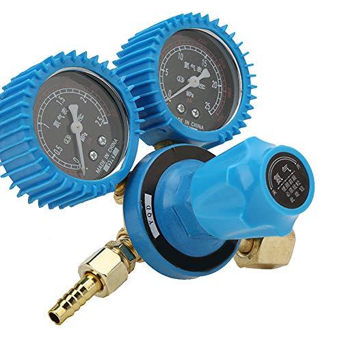 Regulador de nitrógeno, cal es claramente visible interruptor de mango antideslizante interruptor presión de entrega con aleación de aluminio
