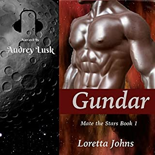 Gundar audiobook cover art