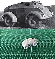 ◆1/144 レジンキット B132 WWII German Steyr ADSK Scout Car